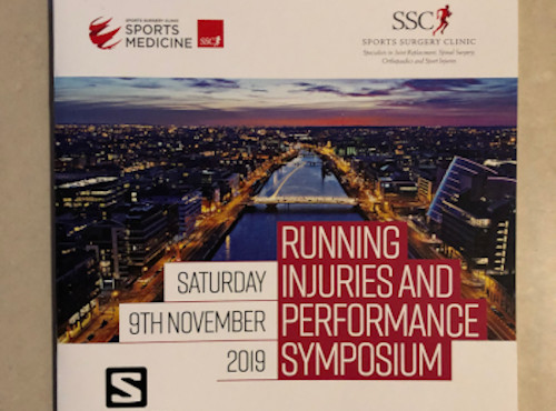 Running Injuries and Performance Symposium