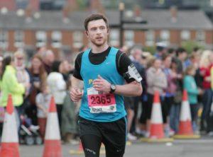 Peter Runs Belfast Marathon