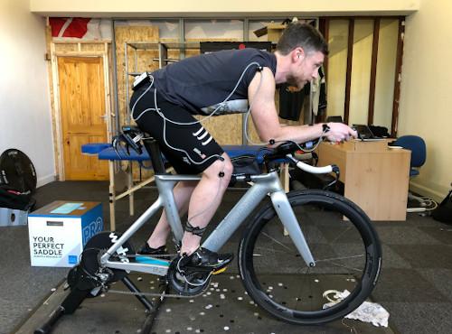 Bike Fit @ Bicycle Coffee Shop