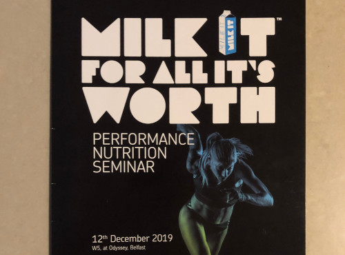 Performance Nutrition Seminar
