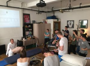 Sporting Low Back Pain Course