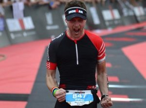 Vichy Ironman, France